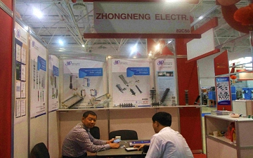 Moscow electronic power exhibition Elektro2013